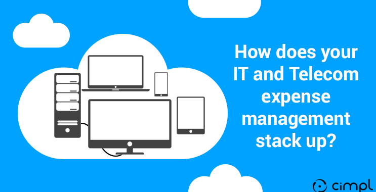 What are best practices in IT and telecom expense management