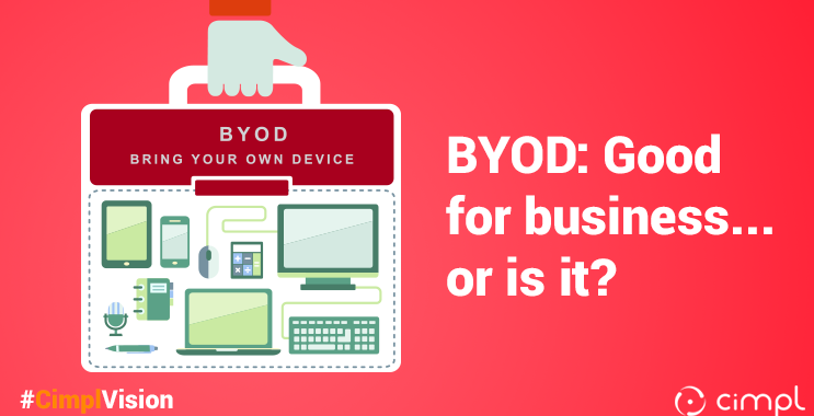 The Government Thinks BYOD is a Bad Idea