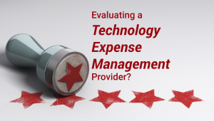 5 things to evaluate a TEM provider